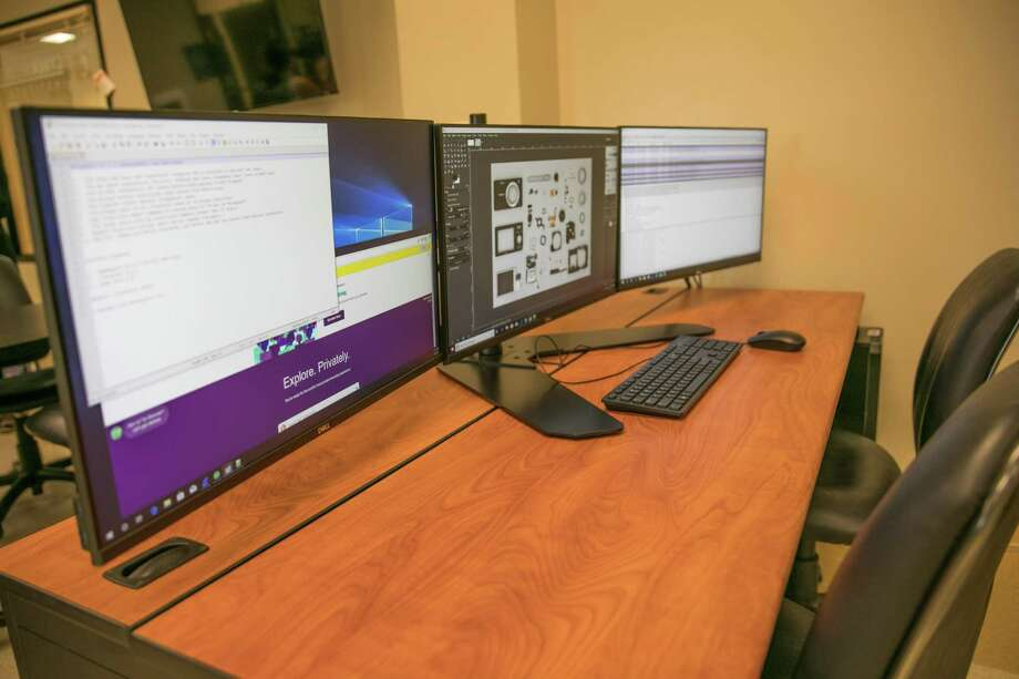 Laredo College recently received a $15,000 grant for its Cybersecurity Institute. Photo: Courtesy /Laredo College