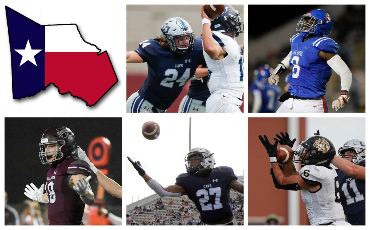 Dylan Hazen, KC Ossai, William Alexander, Curt Evangelister and Layne O'Dell are The Courier's nominees for Defensive MVP.