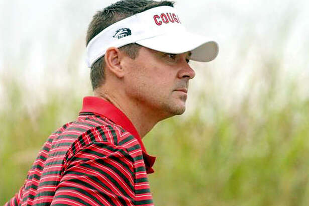 SIUE golf coach Derrick Brown's Cougars will open in St. George, Utah, at the Pat Hicks Southern Utah Invitational Feb. 6-8. It will be the Cougars' first time in the tournament.