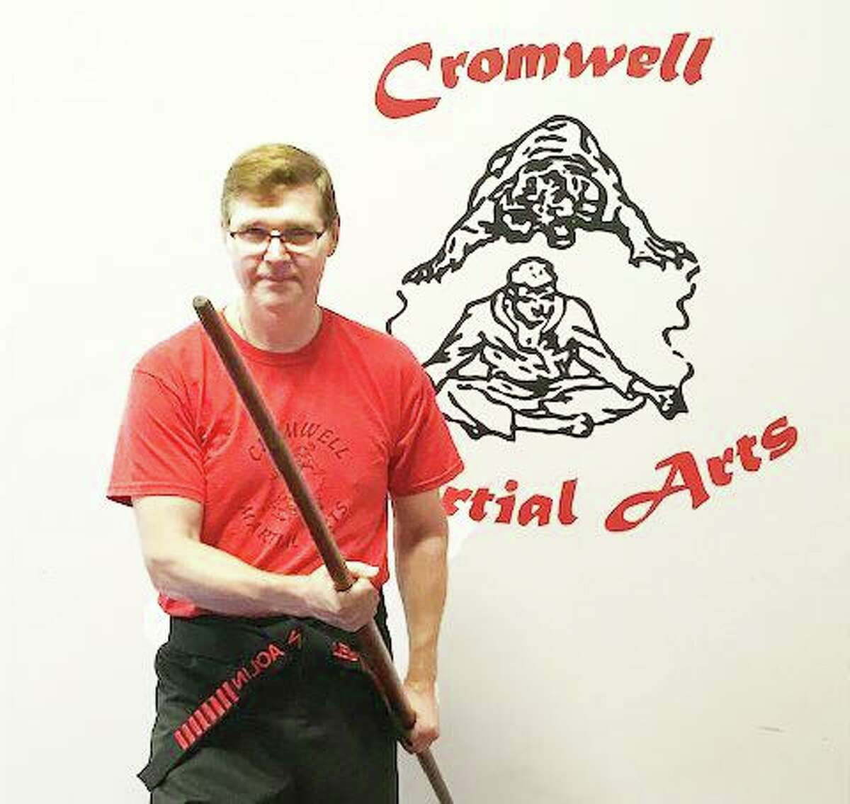 Sensei Frank Shekosky, owner of Cromwell Martial Arts, has been featured in the book