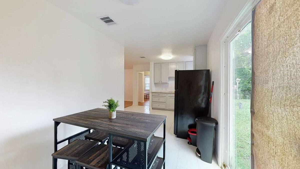 Atlanta-based PadSplit has purchased several houses in the Houston market where it will be offering rooms for rent by the week at affordable rates. A shared area is shown at one of its Houston properties.