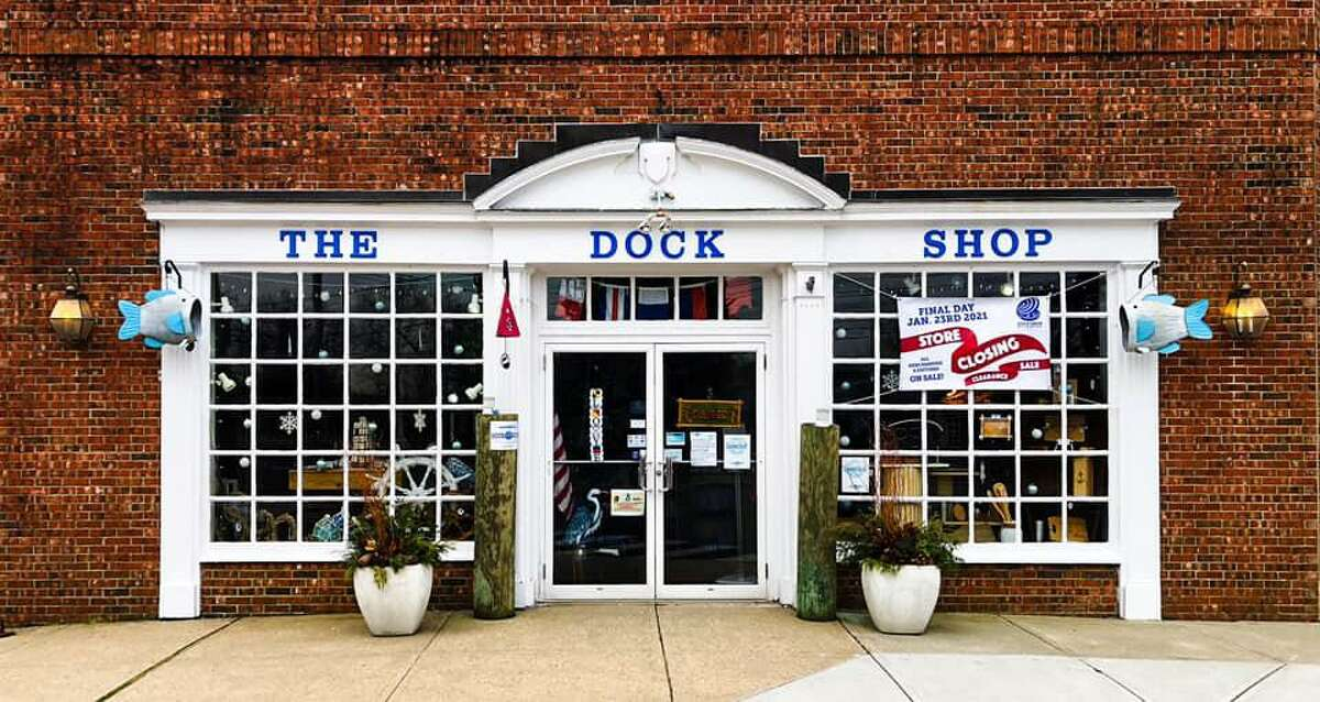 The Dock Shop recently announced it was closing this month. Items are discounted through the closure.