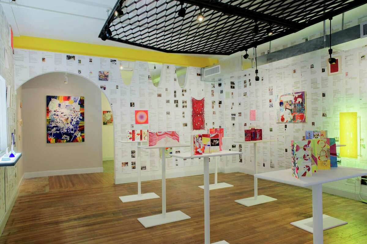 The London Calling Collective's exhibit