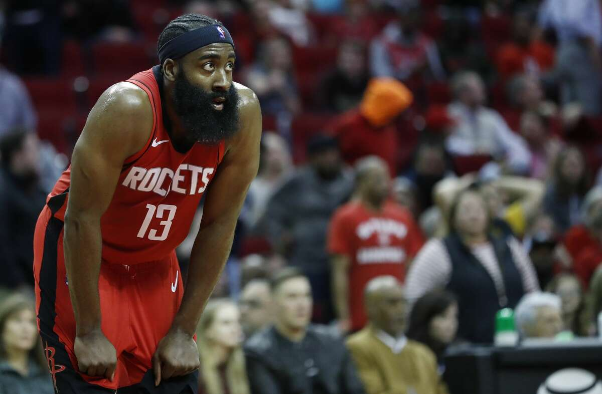 Former Rockets star James Harden was traded to Brooklyn in a multi-team deal Wednesday after asking to be moved during the offseason.