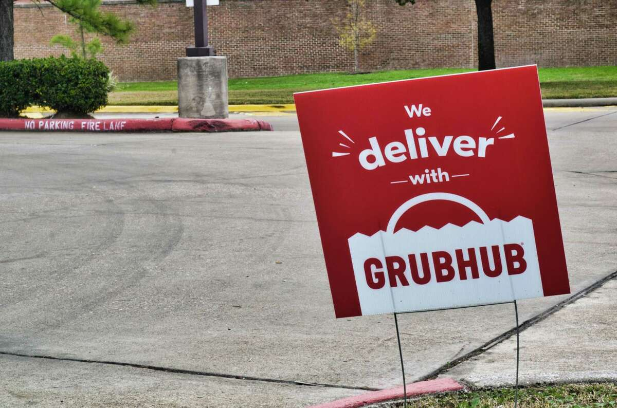 Grubhub has partnered up with the Girl Scouts of the USA to deliver cookies this year.