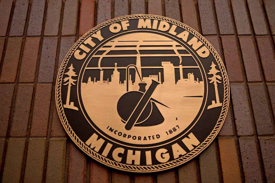 City of Midland seal. (File photo)