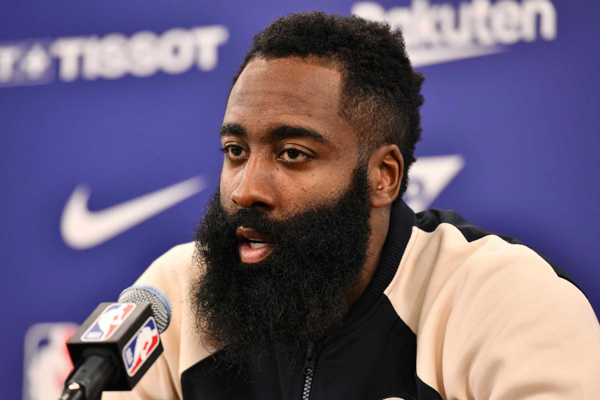 James Harden says his Rockets' exit wasn't disrespectful