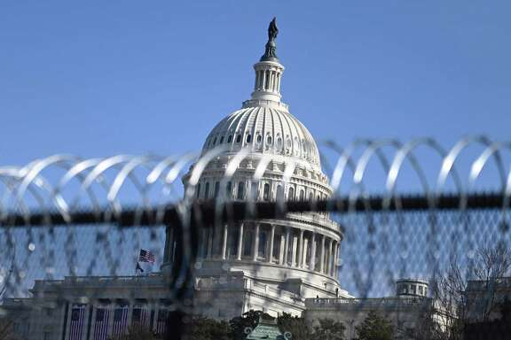 A reader expresses sorrow and remorse over the assault of the Capitol on Jan. 6, saying he never expected to see our troops deployed to defend our seat of government from Americans.