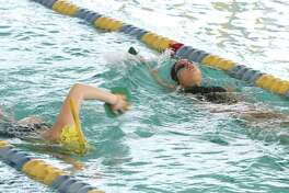 Many adjustments have been made, and safety measures put in place, for the girls swimming state finals this weekend. (News Advocate file photo)