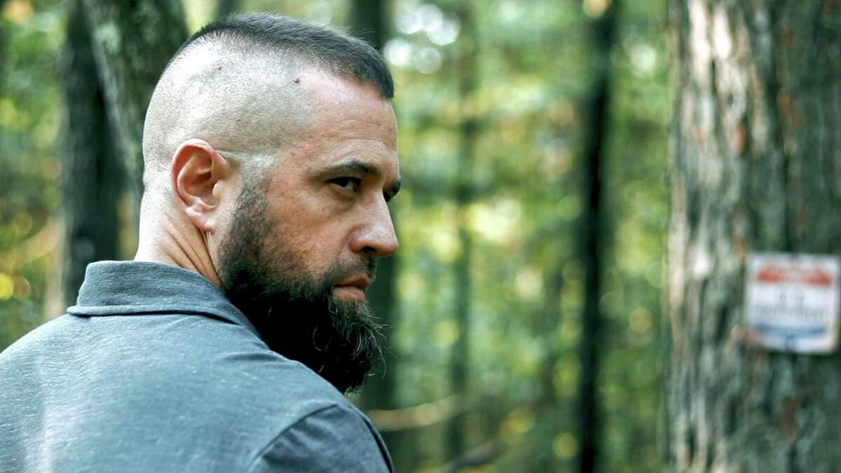 """Danbury native Chris Simoes starred as Dante in """"Bigfoot: The Conspiracy,"""" which he also directed, produced and edited. The independent film has beeb released on Amazon Prime. Kakos has promoted the movie in Bigfoot-related Facebook groups. """"People started viewing it like crazy,"""" said Kakos, who lives in Georgia. """"That was pretty cool how the Bigfoot community really took to it."""" The 77-minute film has been streamed for about 1.5 million minutes within the first few weeks, Simoes said."""