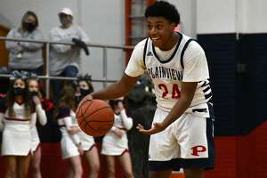 The Plainview boys basketball team suffered a 63-51 loss to Canyon Randall in a District 3-5A contest on Friday in the Dog House.
