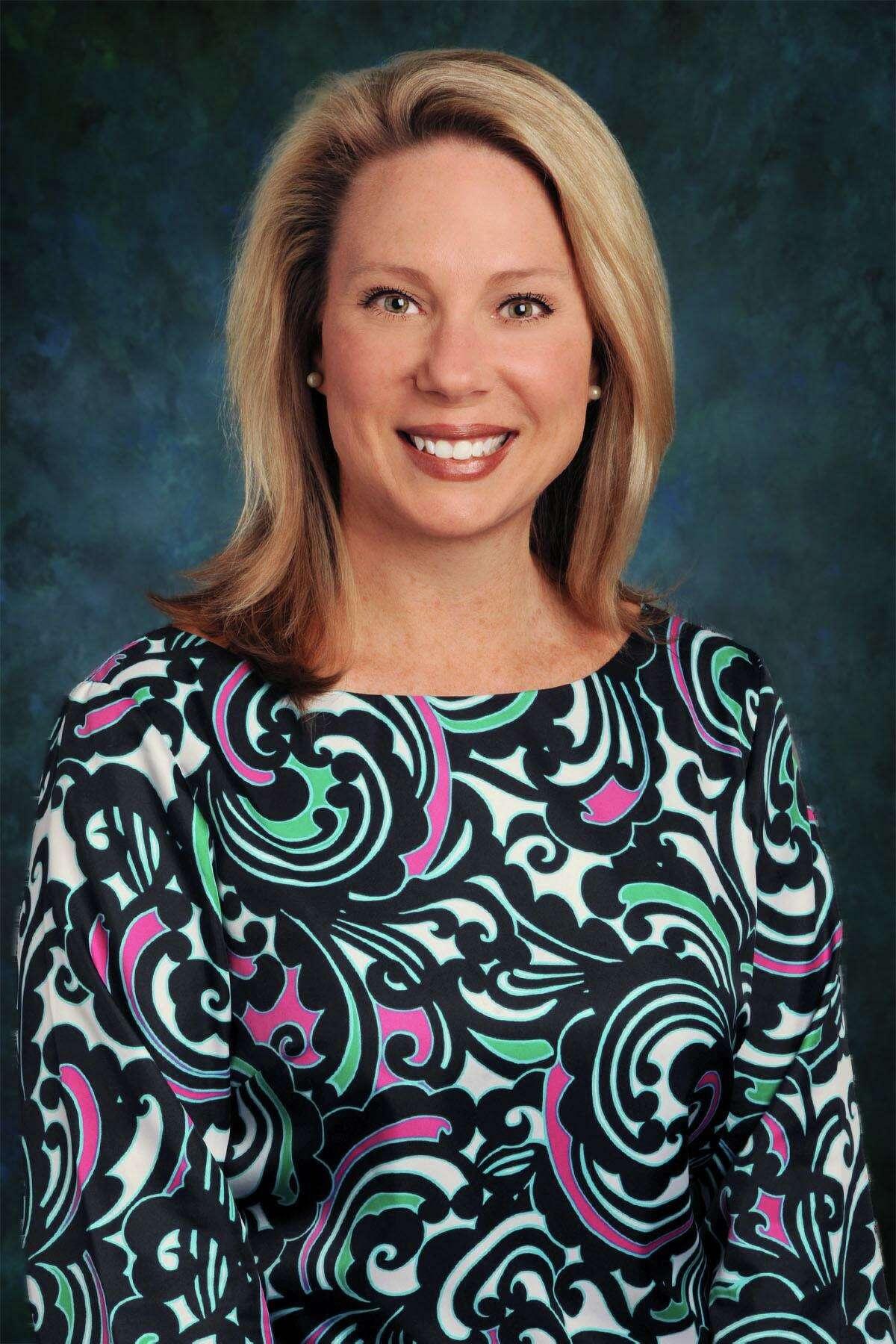Keith Elementary Principal Dawn Tryon was chosen as Elementary Principal of the Year for 2020-2021.