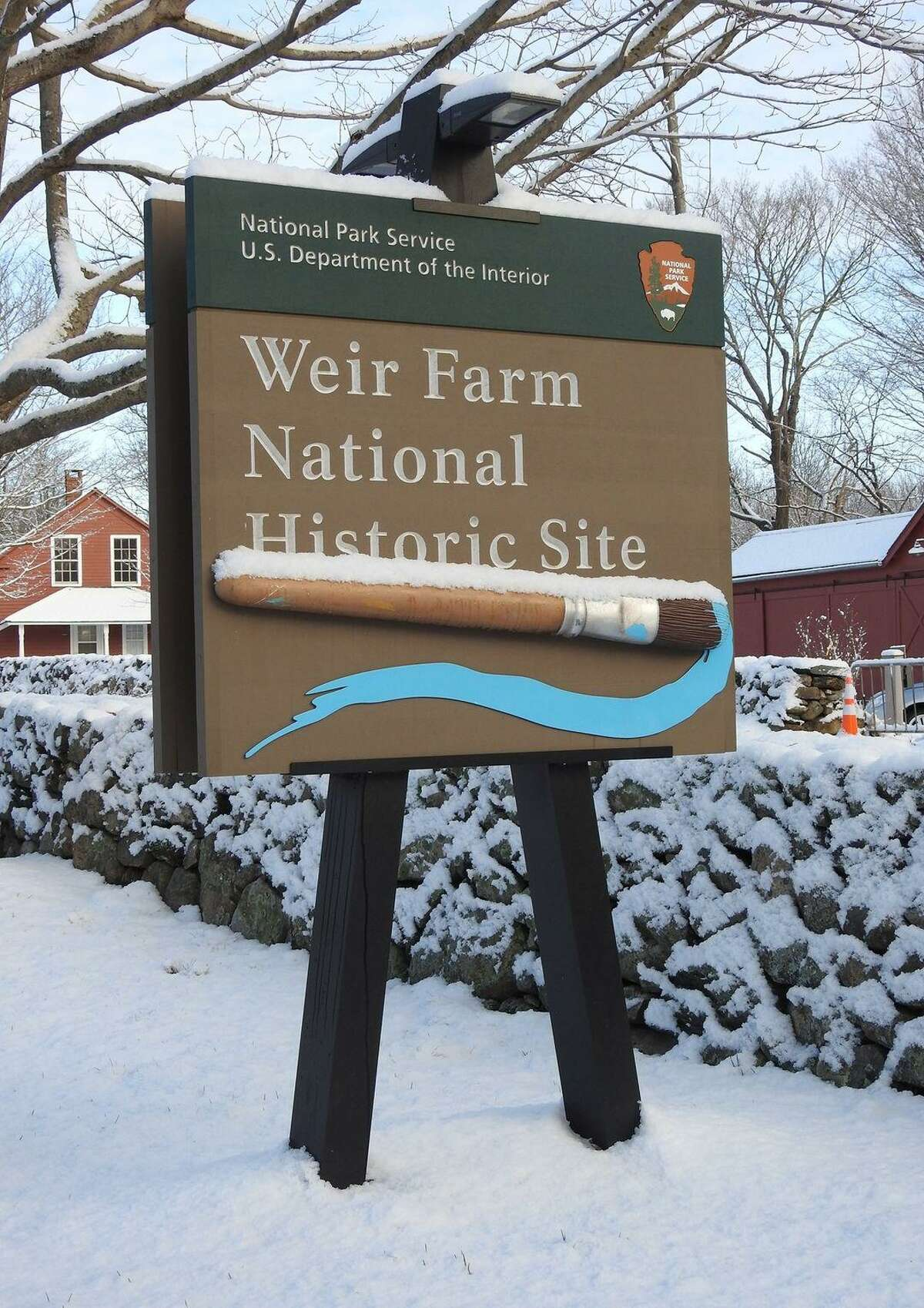 """Weir Farm is offering a virtual park ranger program. """"We believe that the passage of the bill for this new name truly represents the wide range of cultural, historical and recreational resources that the park offers to the public,"""" Liz Castagna, vice president of the Friends of Weir Farm, said in a statement. For more information on the history of Weir Farm and how to visit, go to www.nps.gov/wefa."""