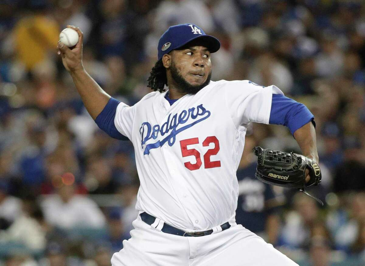 Pedro Baez is part of the increased depth that James Click is trying to build for Astros bullpen.