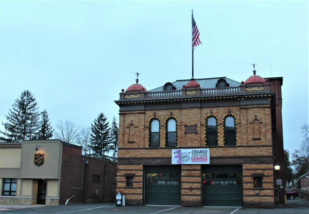 The Middletown Fire Department is located at 533 Main St.