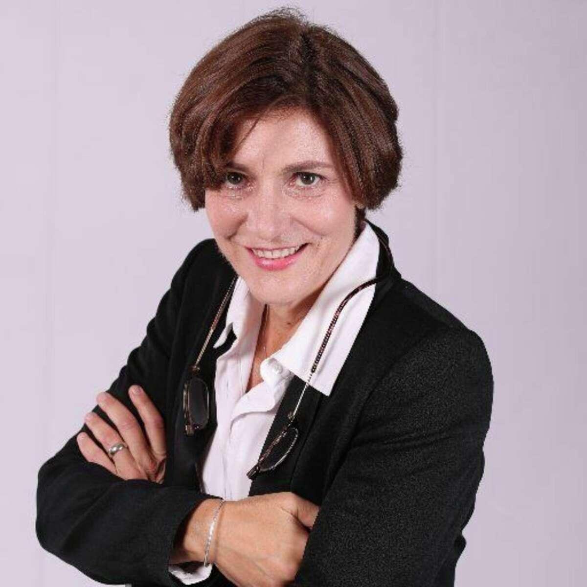 Digit Murphy, hockey coach of the Toronto Six, is a women's sports advocate and trailblazer.