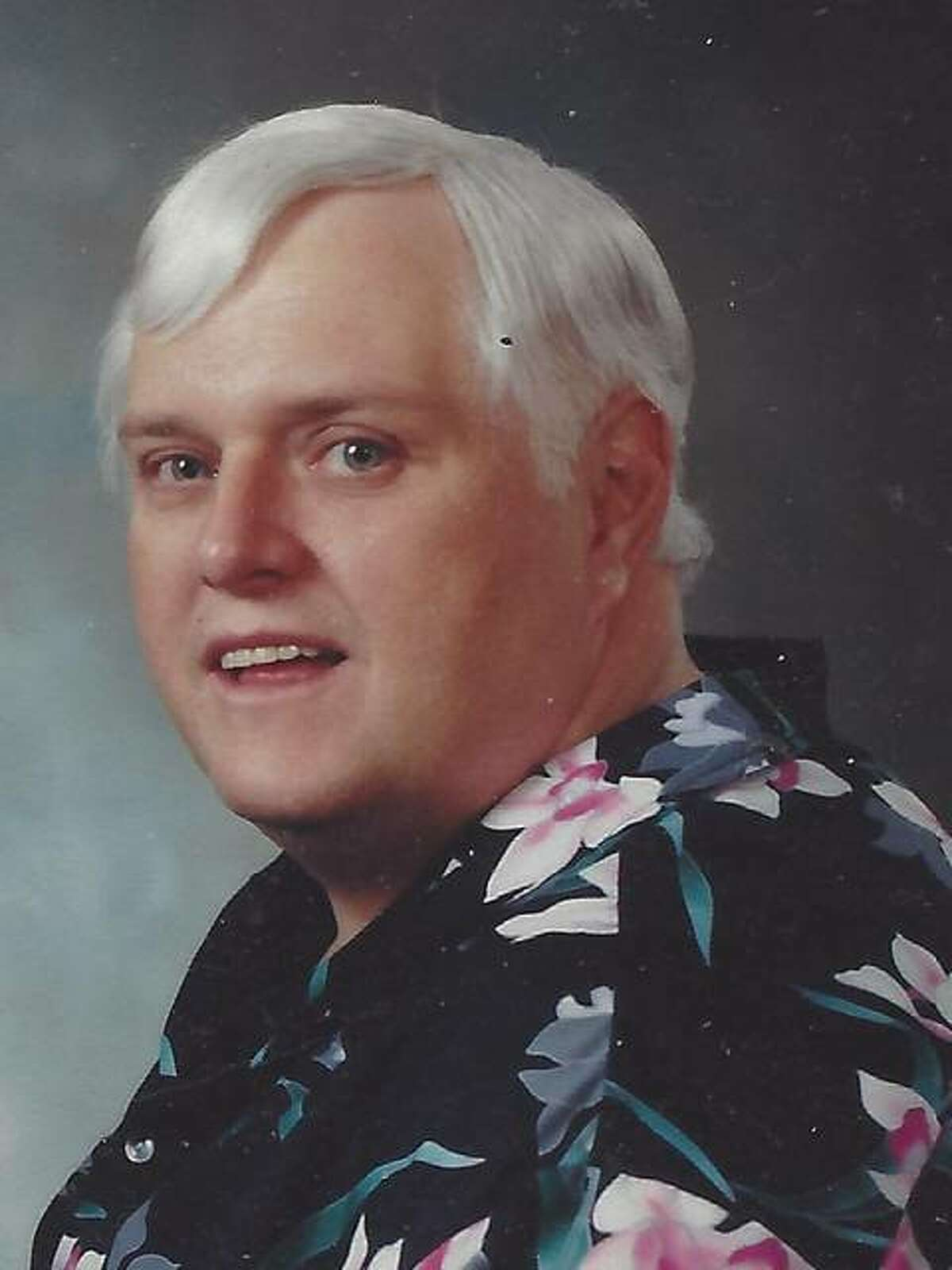 Paul Sauls in the 1980s, during his early years at Marks Mortuary