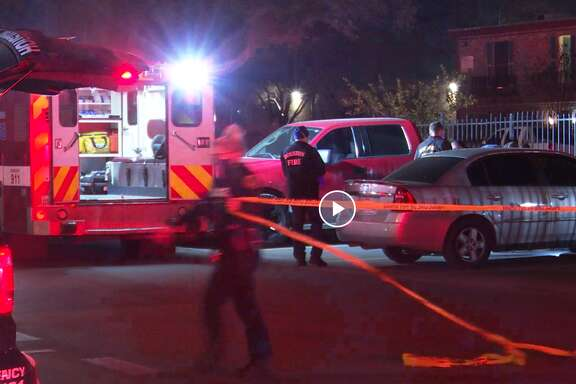 A man was shot and killed in the 300 block of Rosamond Street on Jan. 16, 2021.