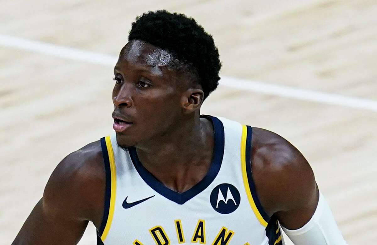 As he prepares for his Rockets debut at Chicago on Monday, Victor Oladipo is averaging 20 points, 5.7 rebounds, 4.2 assists, and 1.7 steals per game this season.