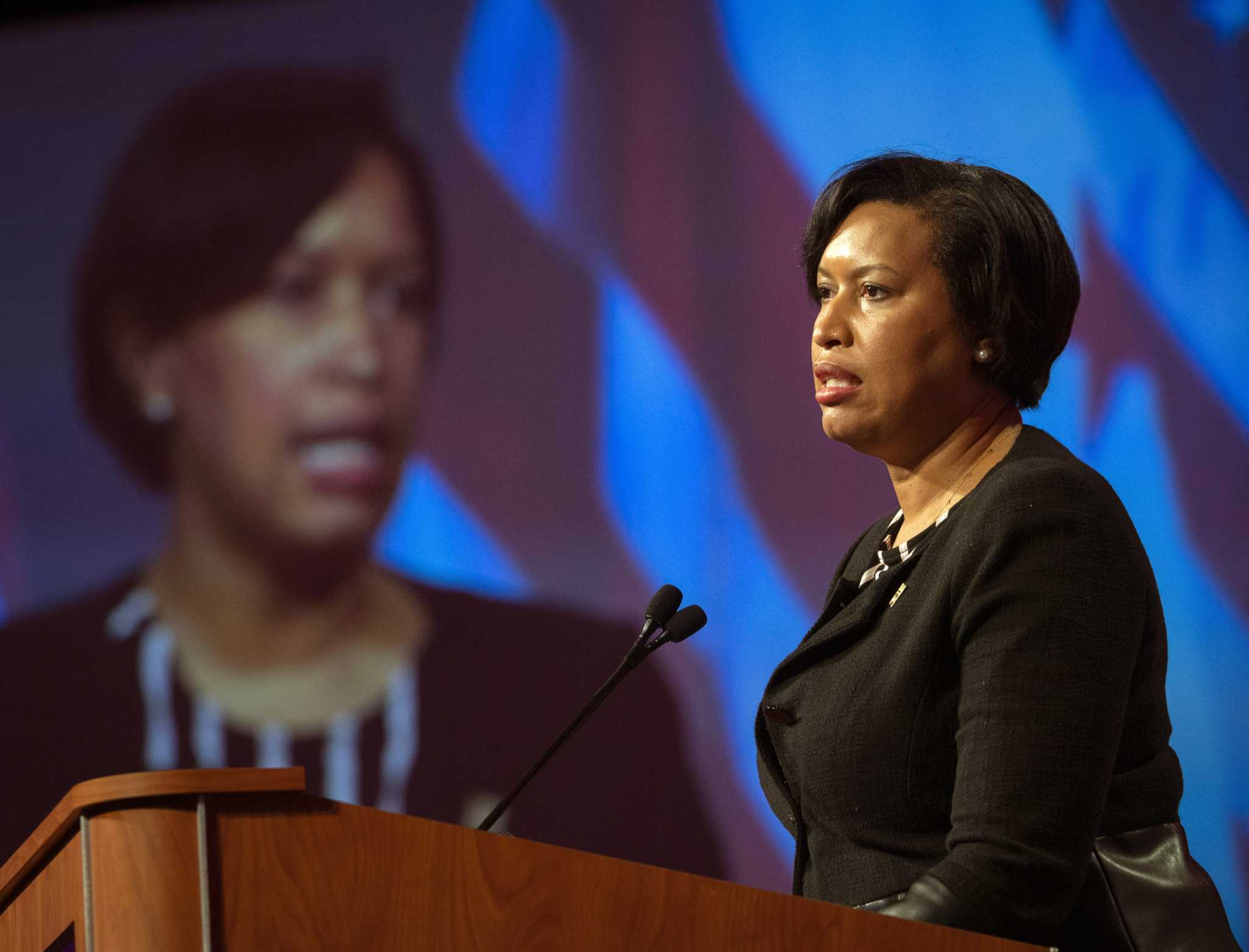D.C. mayor takes national spotlight in preparing for inauguration, making case for statehood