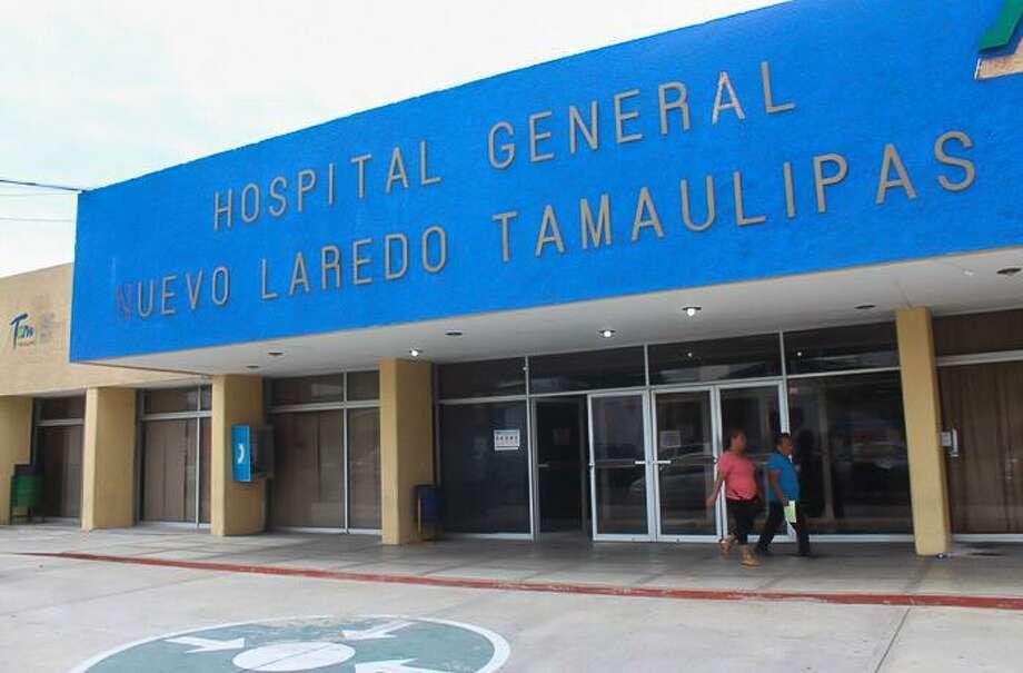 Autoridades sanitarias en Nuevo Laredo, México, pidieron abstenerse de acudir a los hospitales para consultas de rutina ante el repunte de casos por COVID-19. Photo: Foto De Cortesía /Gobierno De Nuevo Laredo