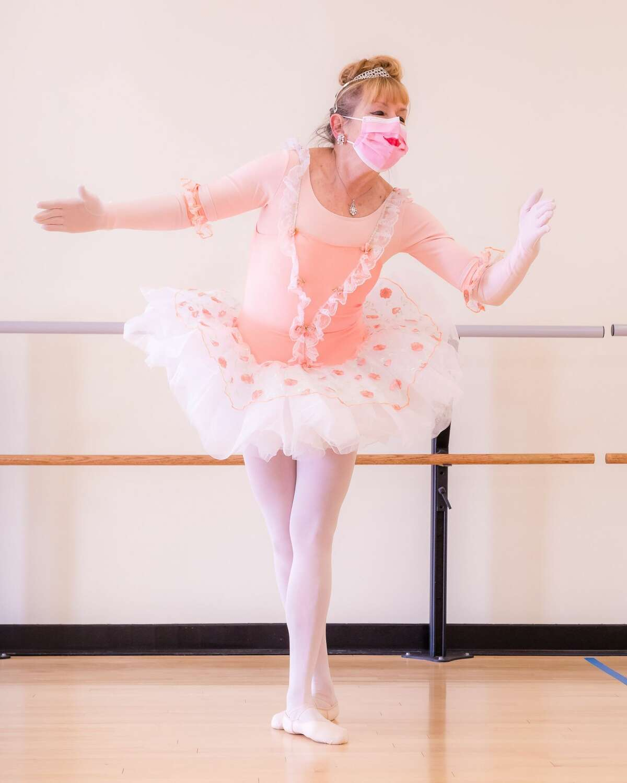 Cynthia Ward as Ballerina Dol (Anthony Tassarotti)