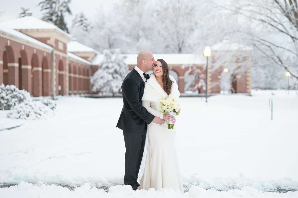 Deanna and Marzio were married in Glens Falls on Feb. 7, 2020.