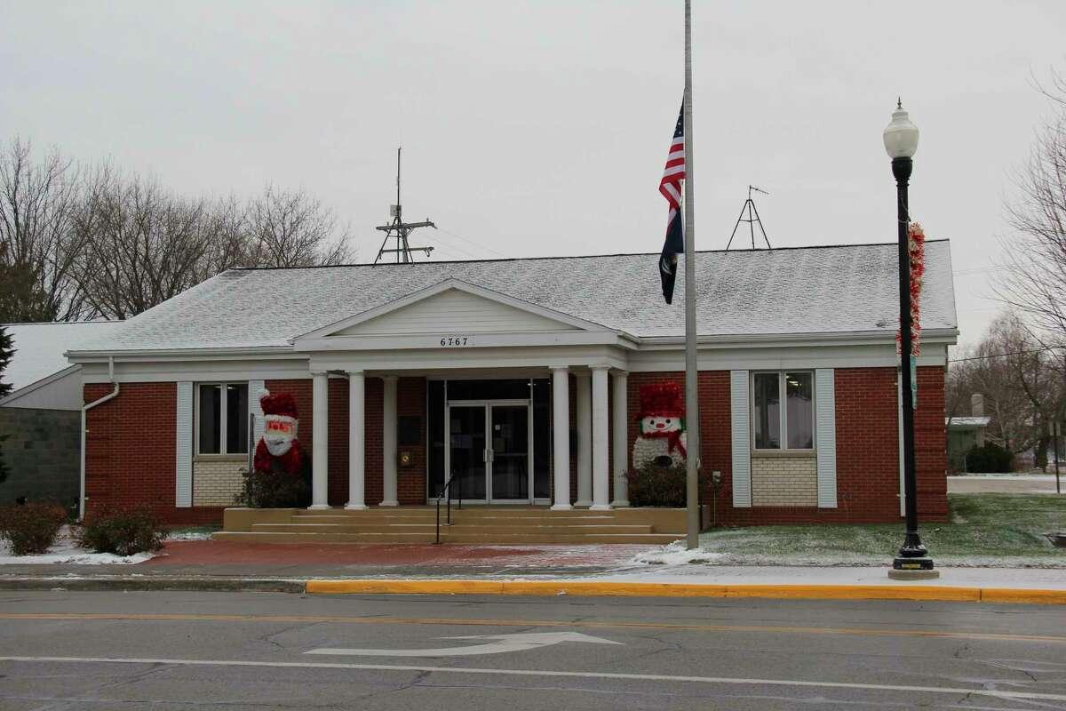 Caseville City Hall. (Robert Creenan/Huron Daily Tribune)