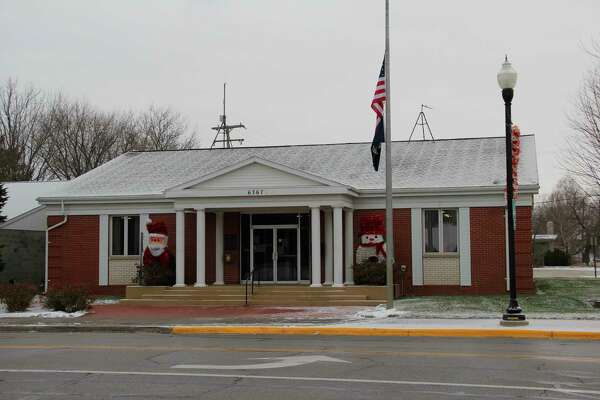 Caseville City Hall. (Robert Creenan/Huron Daily Tribune)