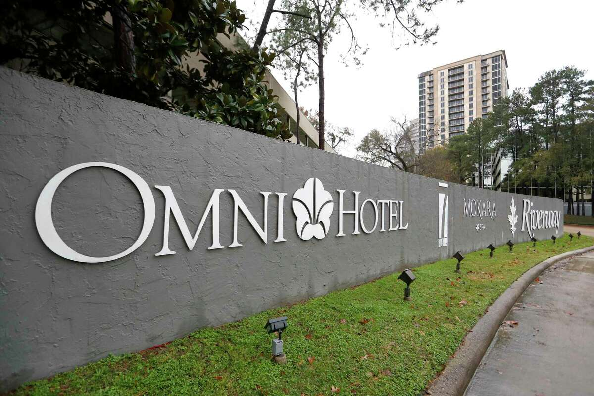 The Omni Houston Hotel at Four Riverway, Thursday, Dec. 31, 2020, in Houston. Dallas-based Omni Hotels & Resorts and its affiliated companies received $68 million in low-interest loans from the Paycheck Protection Program before the Small Business Administration imposed a $20 million cap on businesses owned by a single corporate group. Omni says most of the money was used for payroll and employee benefits.