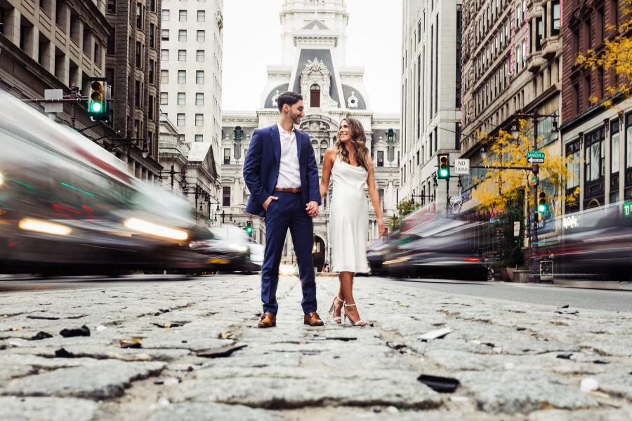 How to frame up an engagement photo shoot in the Capital Region