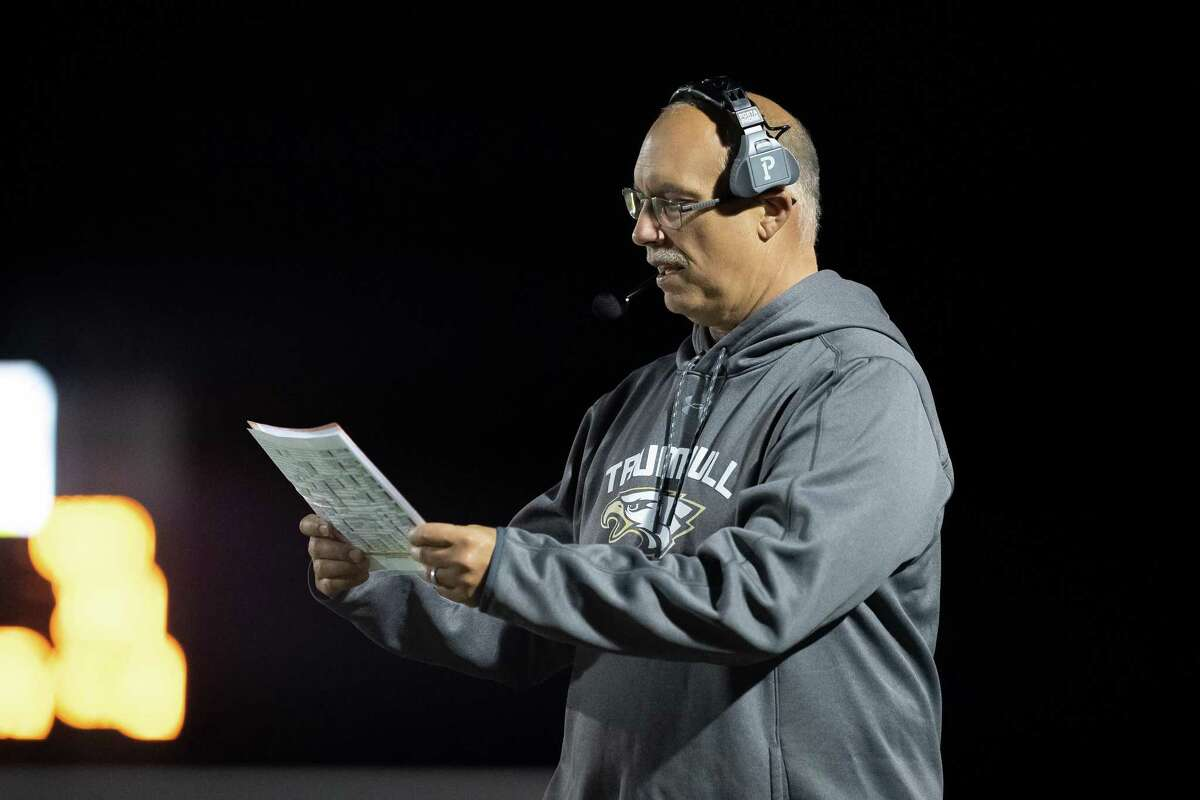 Trumbull coach Marce Petroccio hopes spring practice will bring some normalcy back for his players.