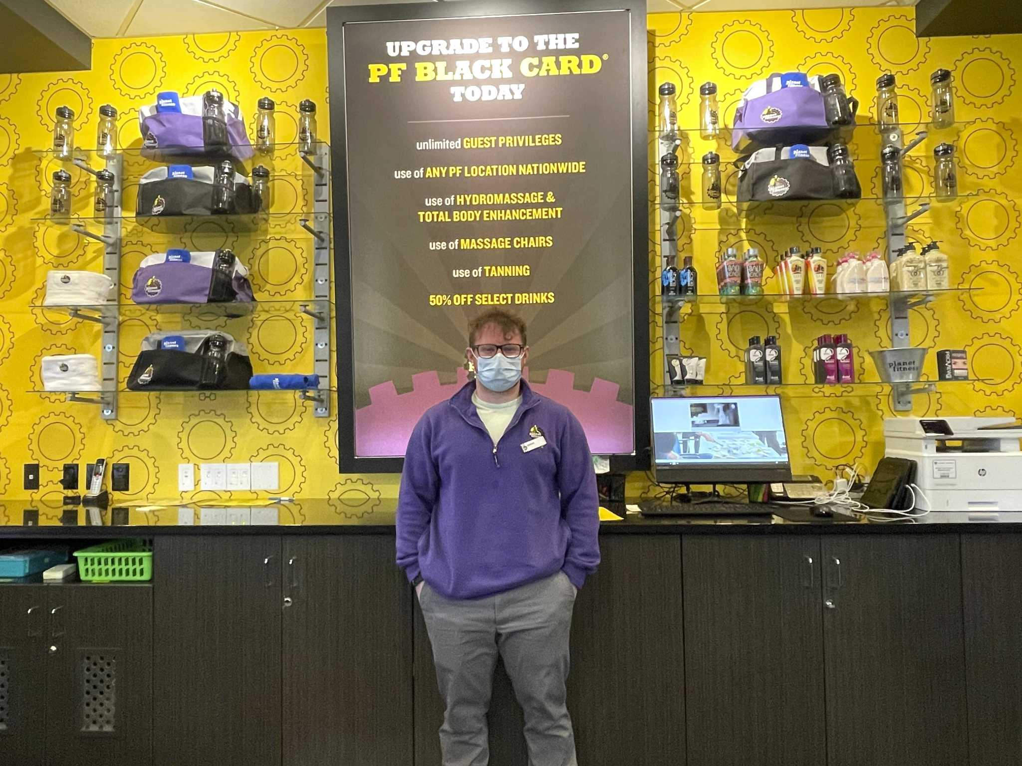 Planet Fitness Trainer Is Passionate About Helping Others