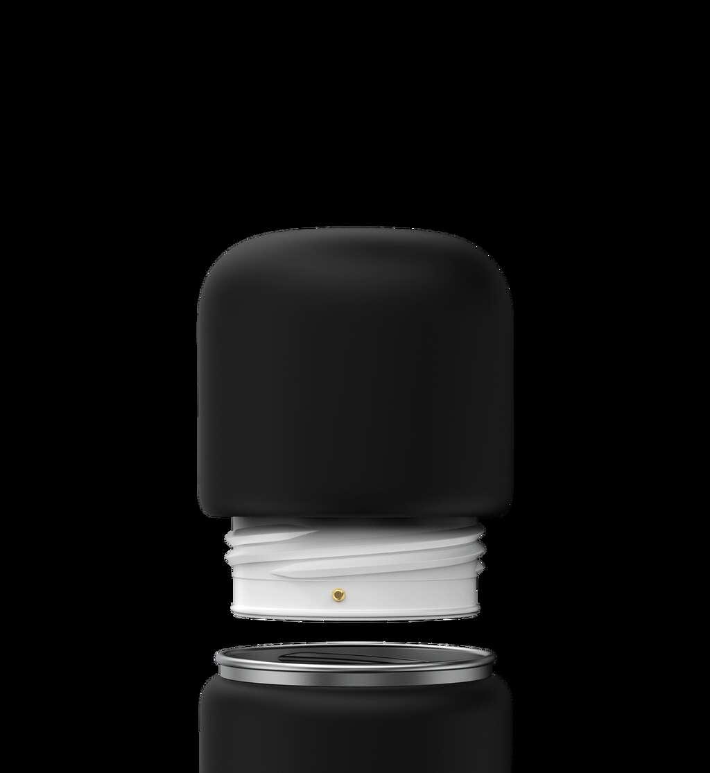 Vejo's one-pound twist and blend blender in black.