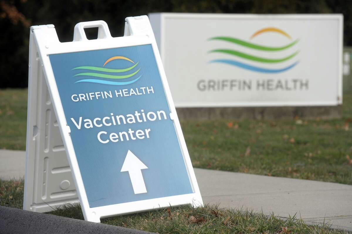Griffin Health has opened a new COVID-19 vaccination center on Progress Drive, in Shelton, Conn.