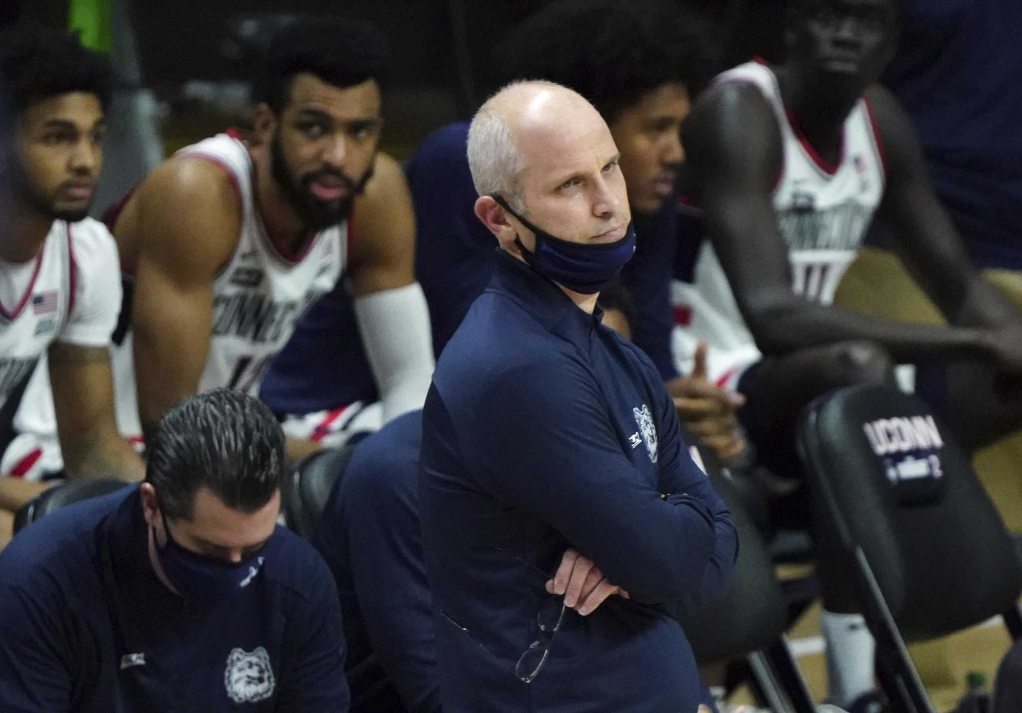 Jeff Jacobs: Lack of answers brutal for Hurley, UConn in loss to St. John's