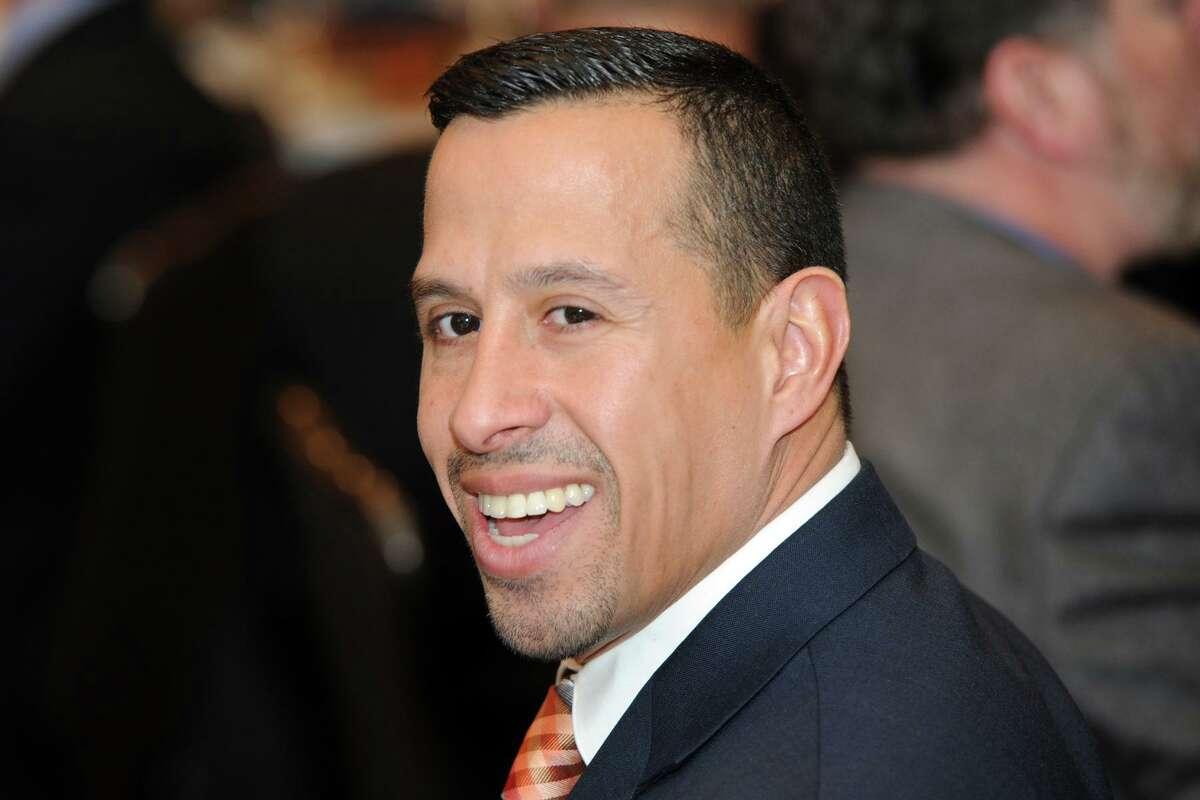 A file photo of Danny Pizarro, a city of Bridgeport, Conn., employee.