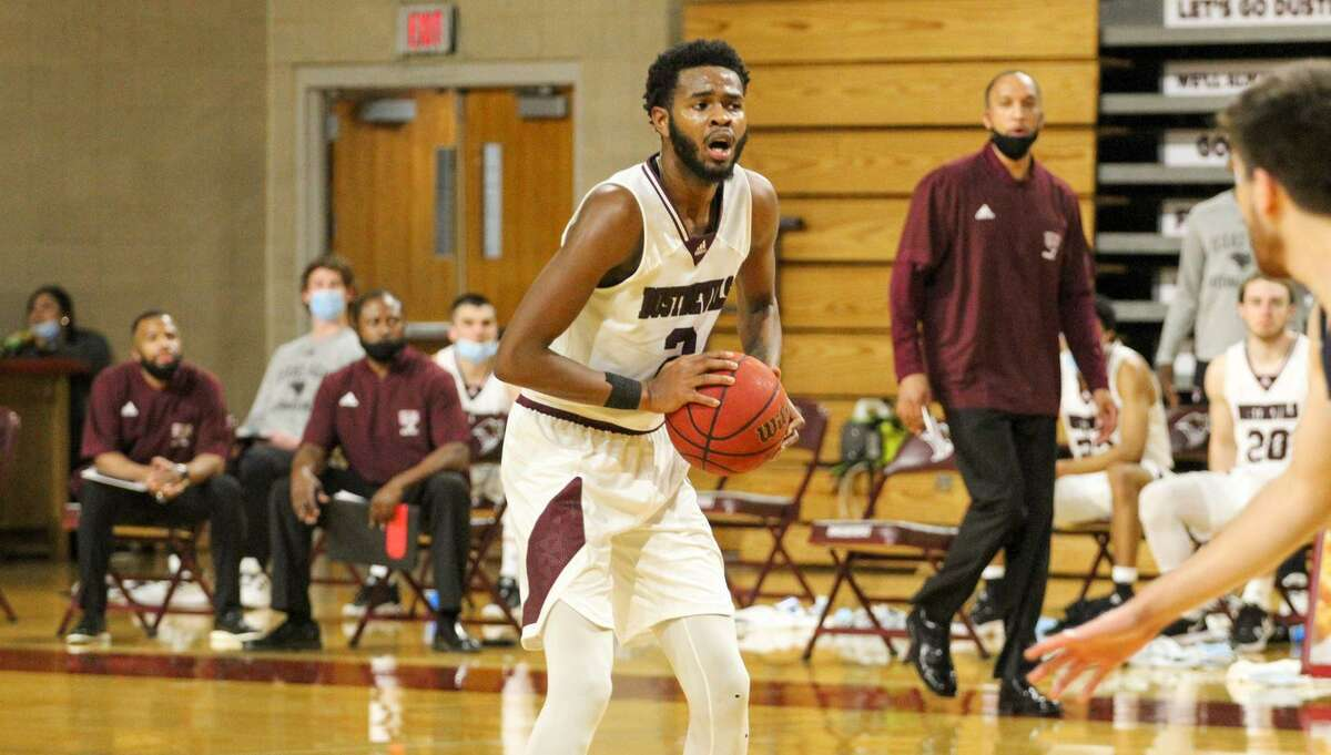 Tre Thomas scored a season-high 23 points Monday in TAMIU's 81-68 win at home over Oklahoma Christian.