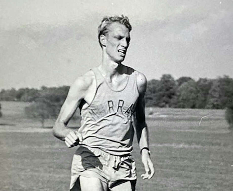 Edwardsville graduate Jim Krejci earned All-American honors as a cross country runner at Murray State University. Photo: For The Intelligencer