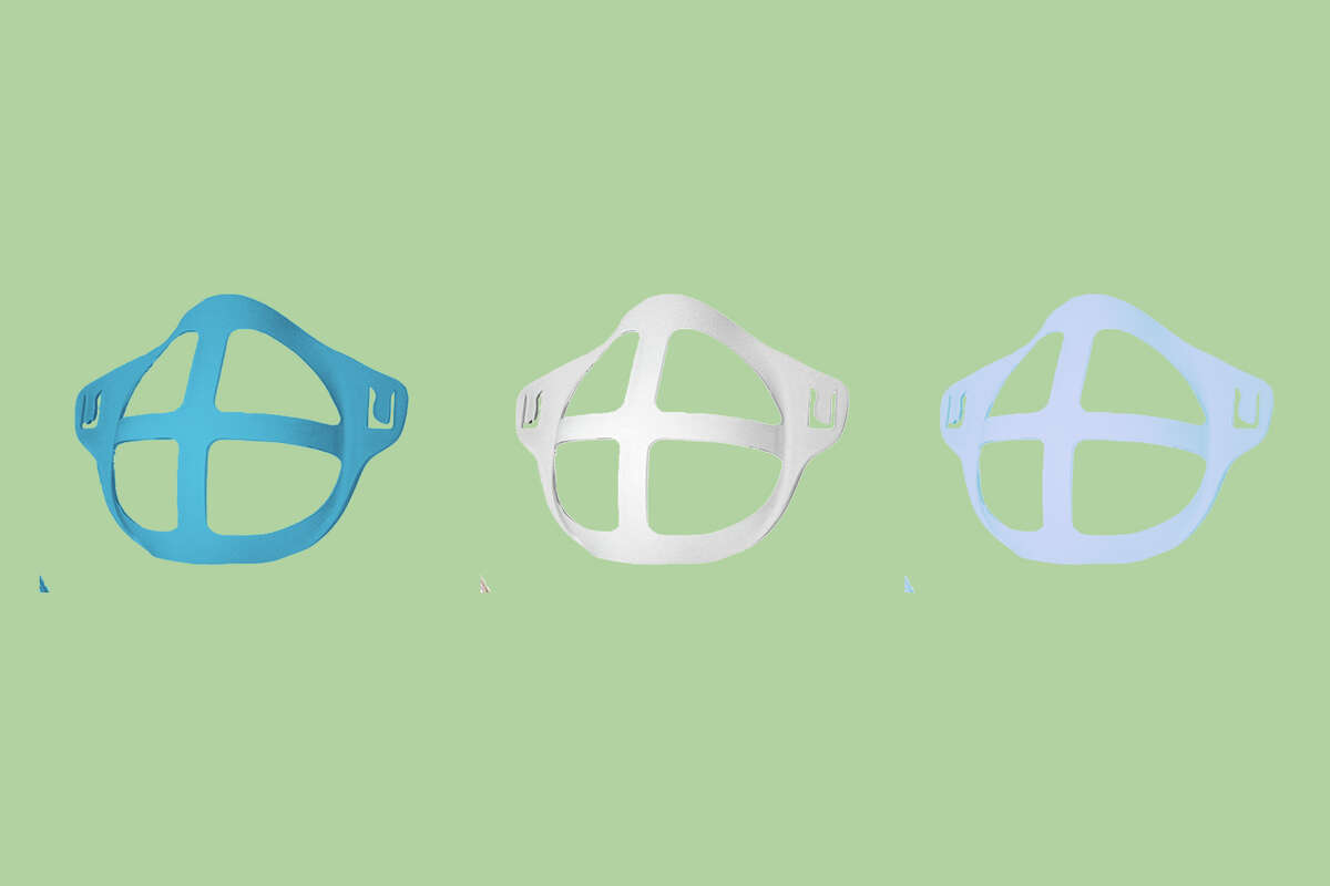 Microbird Face Mask Bracket, $6.95 for a pack of 5 on Amazon
