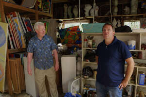 """In the fifth episode of the second season of """"Legacy List with Matt Paxton,"""" host Matt Paxton explores the estate of sculptor David Hayes in Coventry, Conn."""