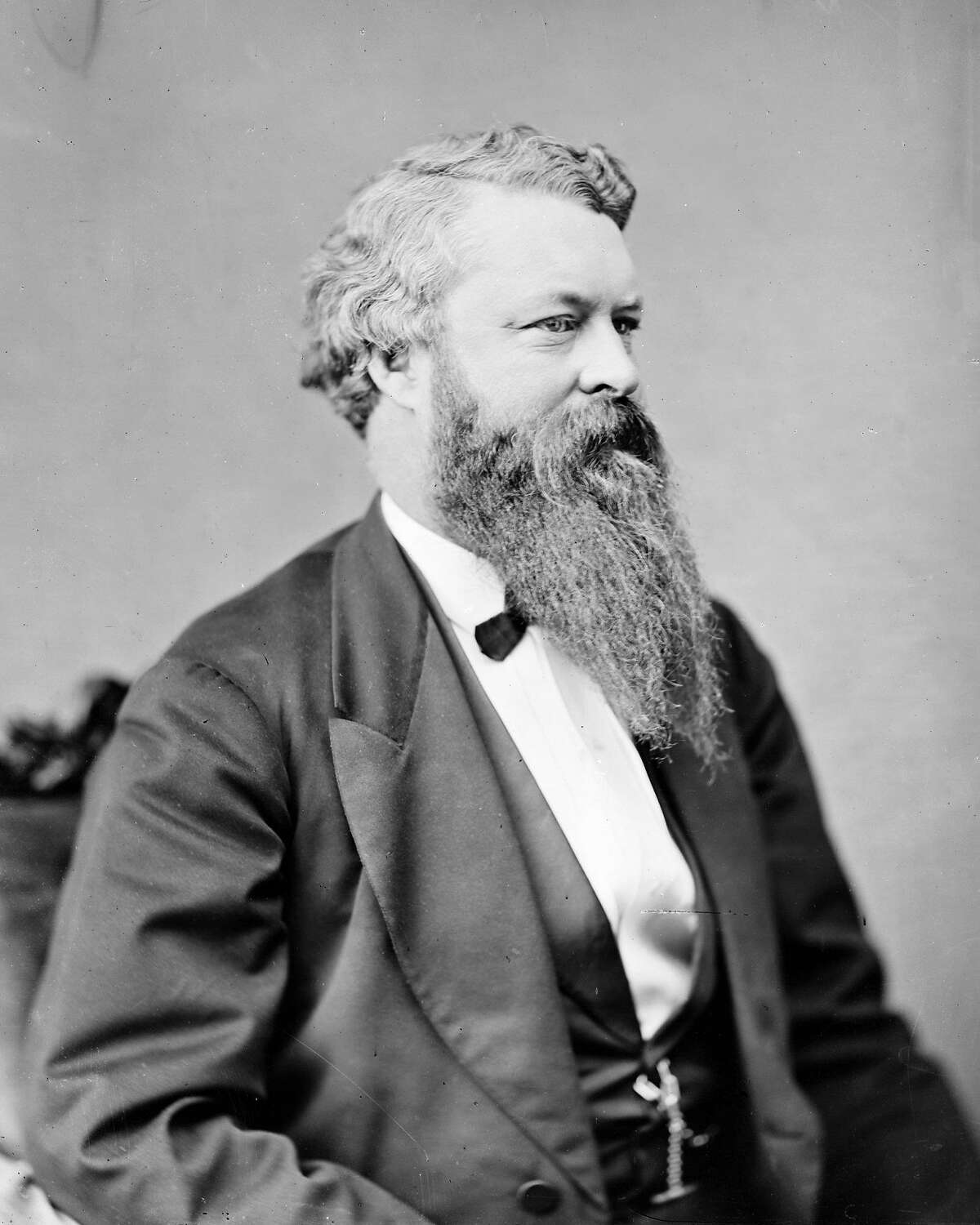 When Secretary of War William Belknap learned that he was about to be impeached, he rushed to President Ulysses S. Grant's office and resigned. But the House impeached him anyway, and the Senate voted that he could be brought to trial despite his resignation. How will the apply to President Trump, who didn't resign but will be out of office when the Senate considers his case.