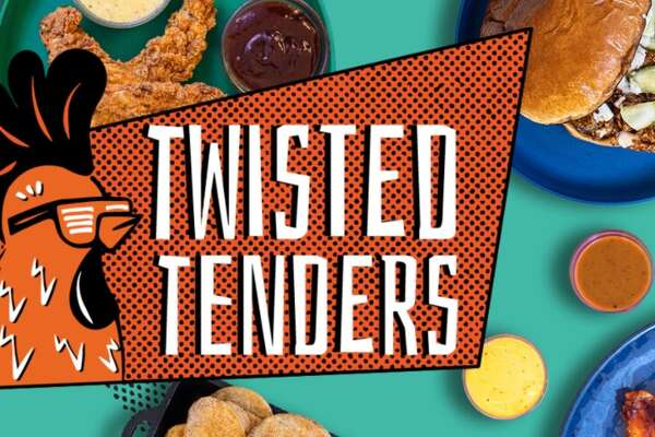 Twisted Tenders, an online brand operating out of Logan's Roadhouse in Midland, can be ordered through third-party apps like DoorDash. (Screen photo/Twisted Tenders website)