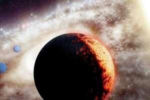 Rare 'super-Earth' discovered by NASA.