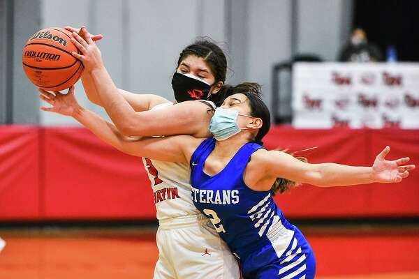 Ashley Lopez and Martin host league-leading Rio Grande City at 6 p.m. Tuesday with a chance to pull into first place in the District 30-5A standings.