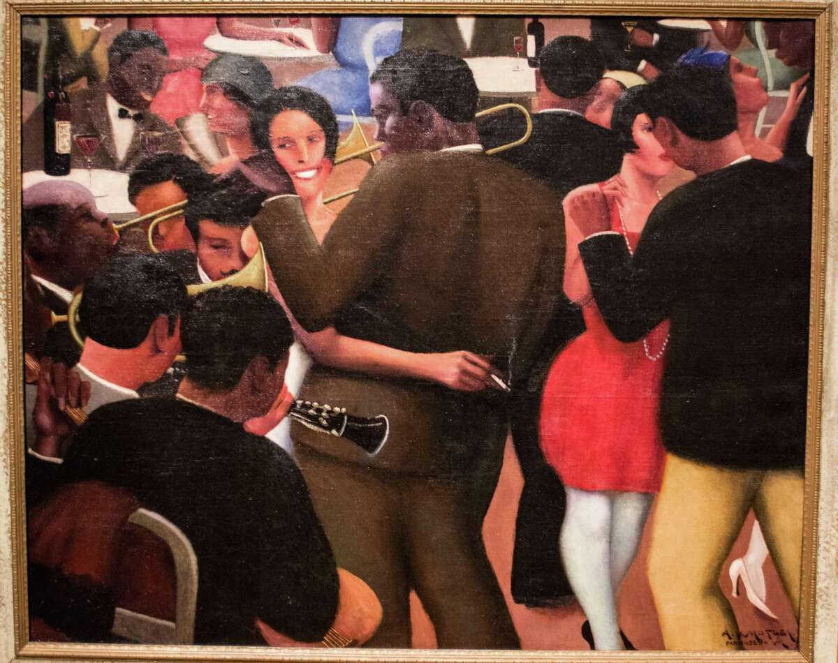 ArtScapades at the New Canaan Library is presenting its latest lecture on Monday, Feb. 8, at 7 p.m., via the Zoom application. Pictured is a piece of artwork from one of the four African American artists who were working around the turn of the 20th century, Archibald John Motley.