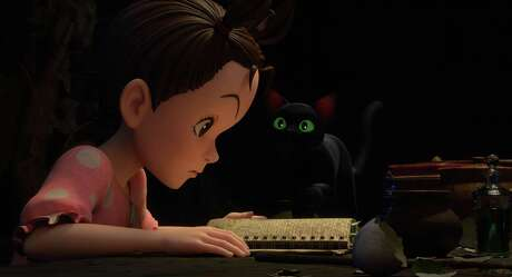 "Texas-based actress Taylor Paige Henderson voices the title character in the English-language version of the new animated film ""Earwig and the Witch."" The film was made by the legendary Japanese animation company Studio Ghibli."