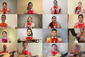 """Mariachi Nuevo Santander will debut a virtual recording of """"This Land Is Your Land"""". during Tuesday's Latino Inaugural 2021 Celebration"""