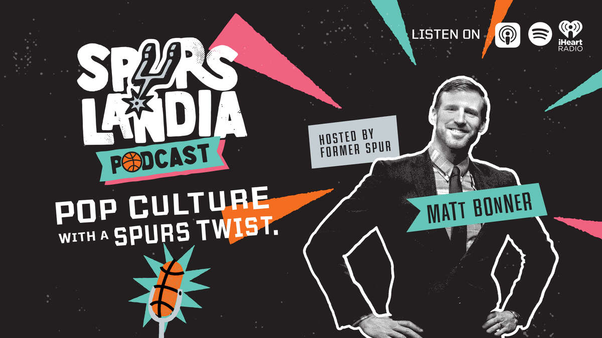 Spurs fans have a new way to enjoy the team off the court with a new official podcast hosted by Matt Bonner.