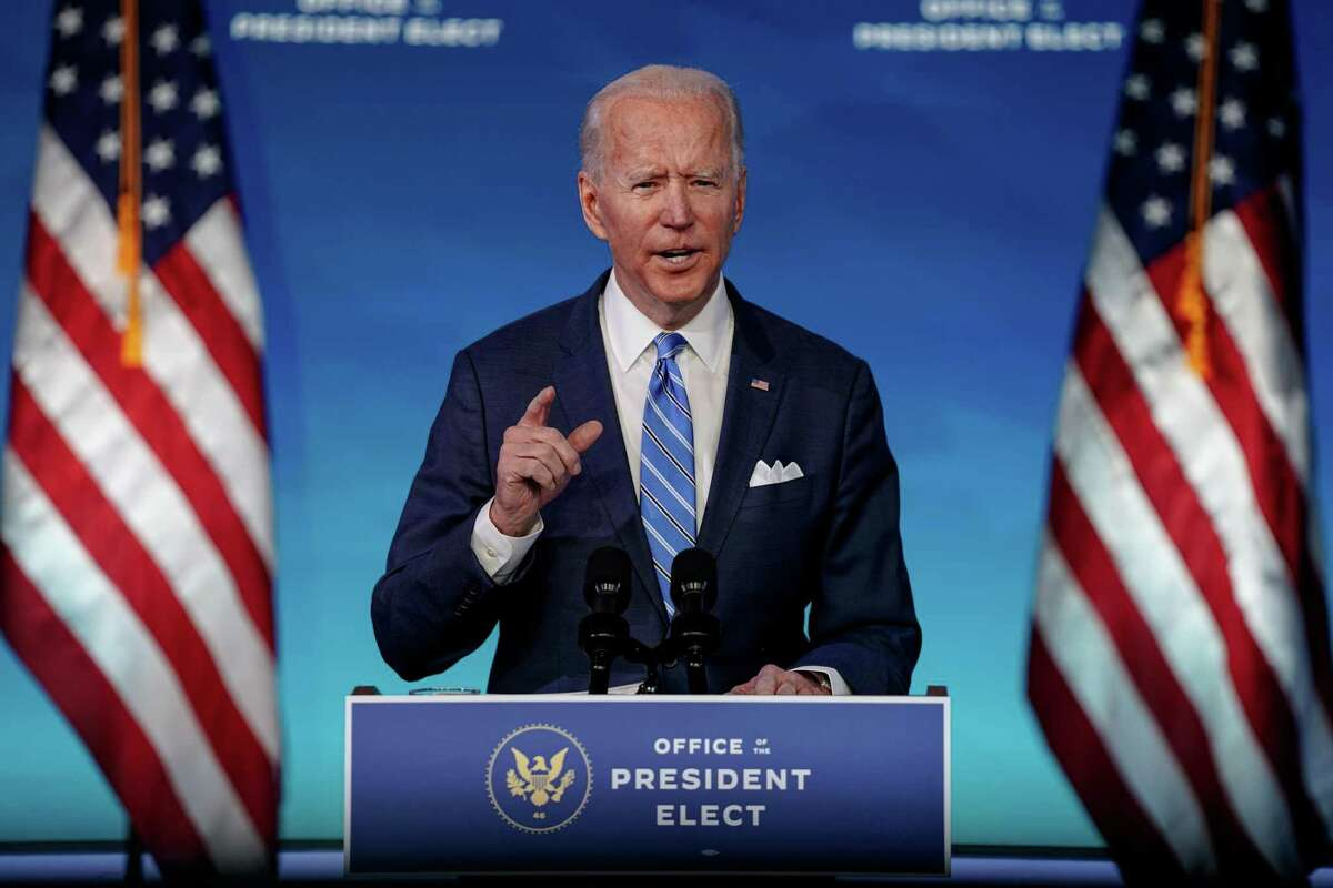As president, Joe Biden's priority must be containing COVID-19, boosting vaccinations and bolstering the economy. If he can do that, he will bolster democratic norms.